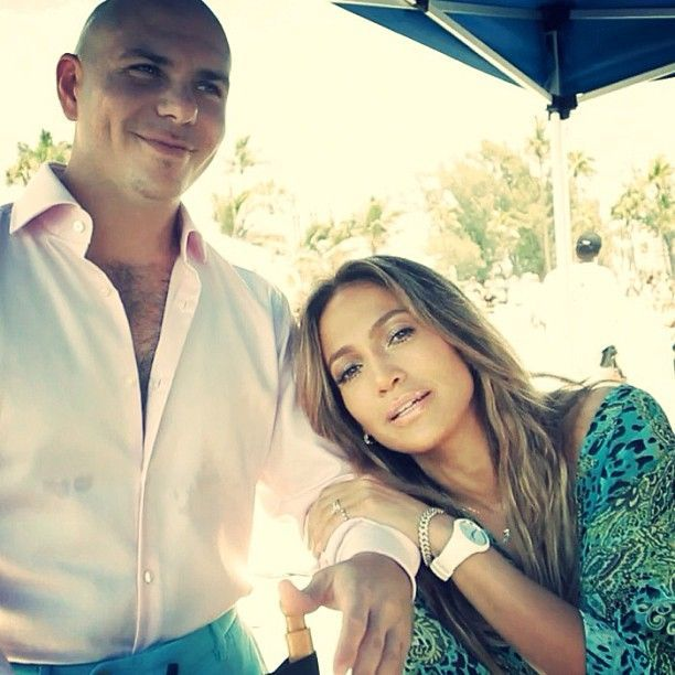 jennifer lopez i pitbull