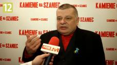 """Krzysztof Globisz o swojej roli w """"Kamieniach na szaniec"""""""