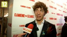 """Kamil Szeptycki - """"Kamienie na szaniec"""" to dobry film"""