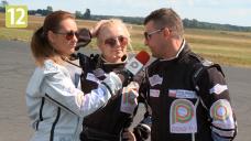Marcin Siegieńczuk za kierownicą bolida
