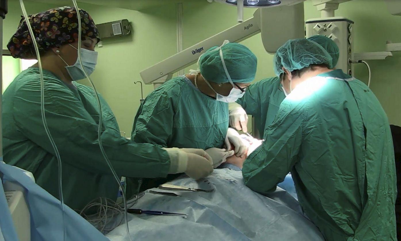 Sala operacyjna sezon 2, odcinek 3. Rekonstrukcja twarzy