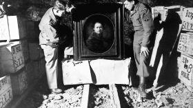 Poszukiwacze zaginionych arcydzieł - odcinek 4: Monuments Men