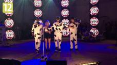 eska360 - Margaret na scenie z krowami?! O co chodzi?