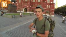 Autostopem na koniec świata - odc 5/49: Moskwa