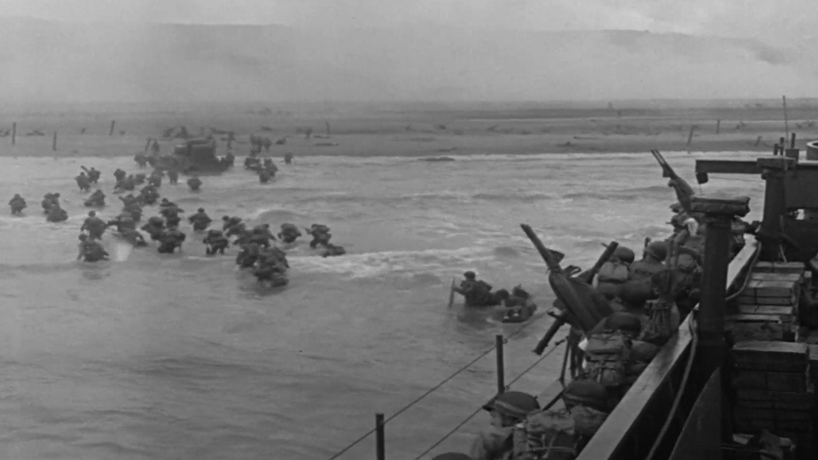 Lądowanie w Normandii – podwodne odkrycia, część 1