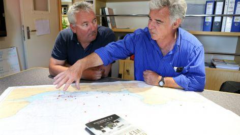 Lądowanie w Normandii - podwodne odkrycia