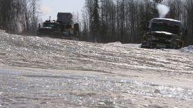 Najniebezpieczniejsze drogi świata 1, odc. 5: Po lodzie przez Syberię