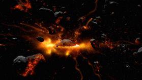 Katastrofy globalne, odc: 1: Narodziny planety