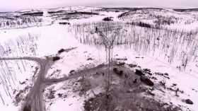 Nerwy ze stali, odc. 6: Monterzy sieci wysokiego napięcia