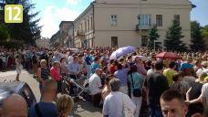 Mieszkańcy Jarosławia czekają na papieża