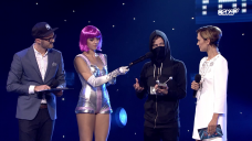 ESKA Music Awards 2016: Alan Walker odbiera nagrodę dla najlepszego zagranicznego hitu!