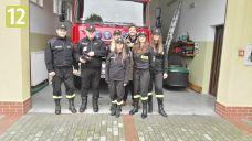 Strażaczki z OSP w Chotowej wydały gorący kalendarz