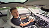 Volvo XC90: testy i opinie. Na pełnym baku – vlog motoryzacyjny