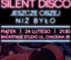 Silent Disco, IMPREZA WARSZAWA