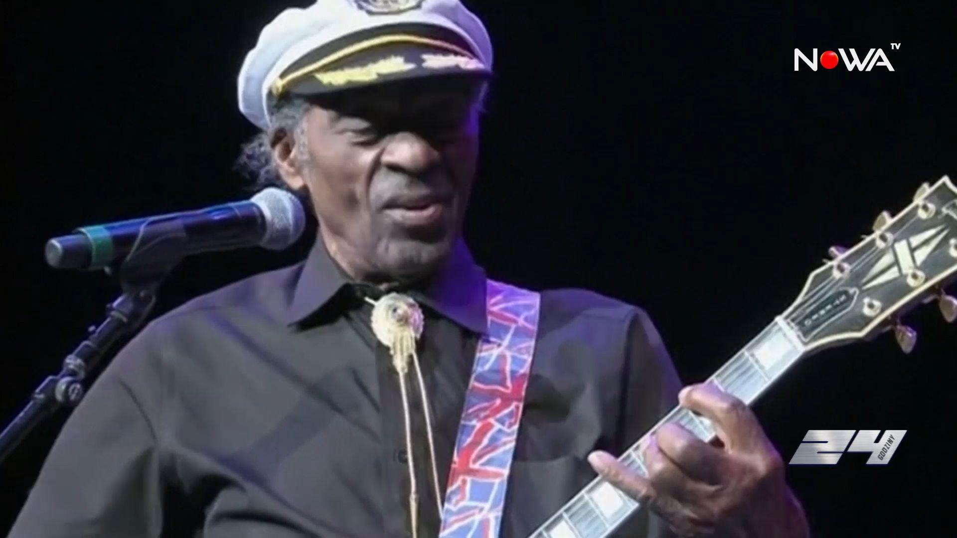 Nie żyje Chuck Berry. Legendarny muzyk miał 90 lat