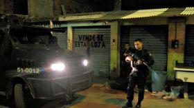 Caracas – gangi i favele