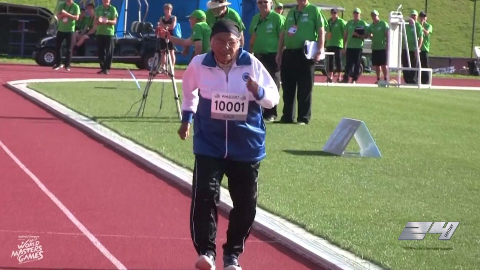 Na bieganie nigdy nie jest za późno!