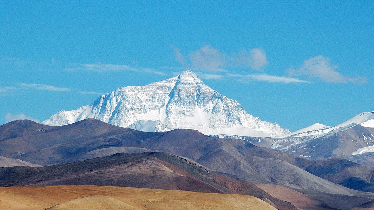 Tajemnicza śmierć w drodze na Mount Everest