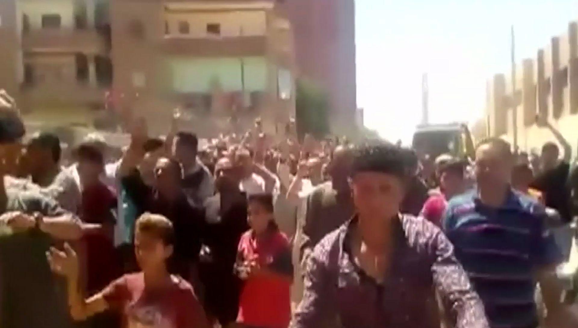 Egipt: krwawy zamach na chrześcijan