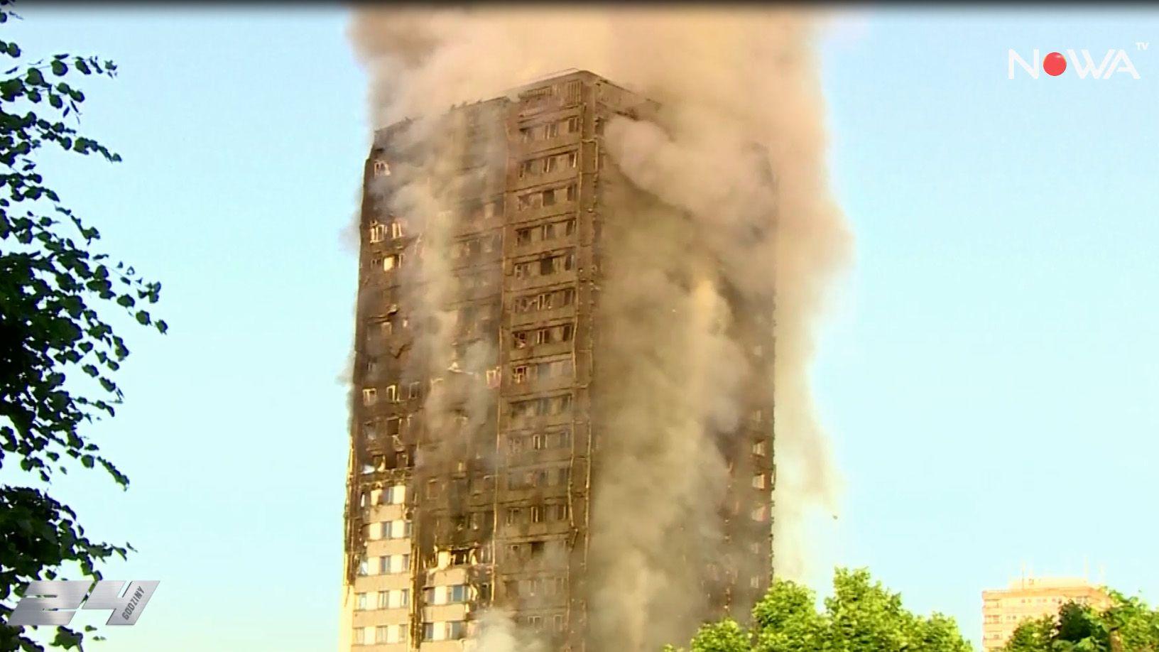79 ofiar pożaru Grenfell Tower