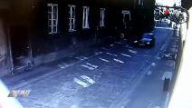 Auto wjechało w spacerowiczów. Kierowca działał umyślnie?