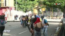 Krwawe protesty w Wenezueli! Ludzie nie godzą się na zmiany w konstytucji