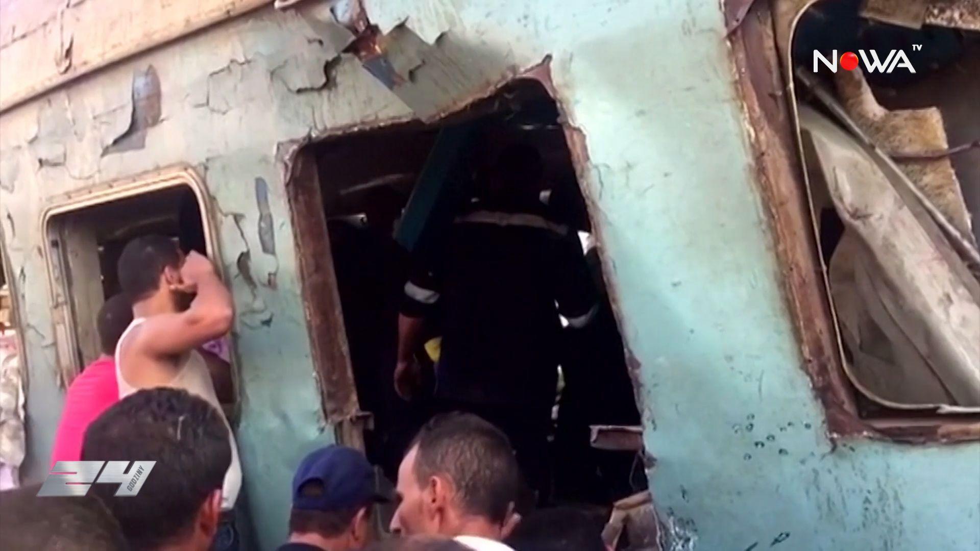 Tragedia w Egipcie
