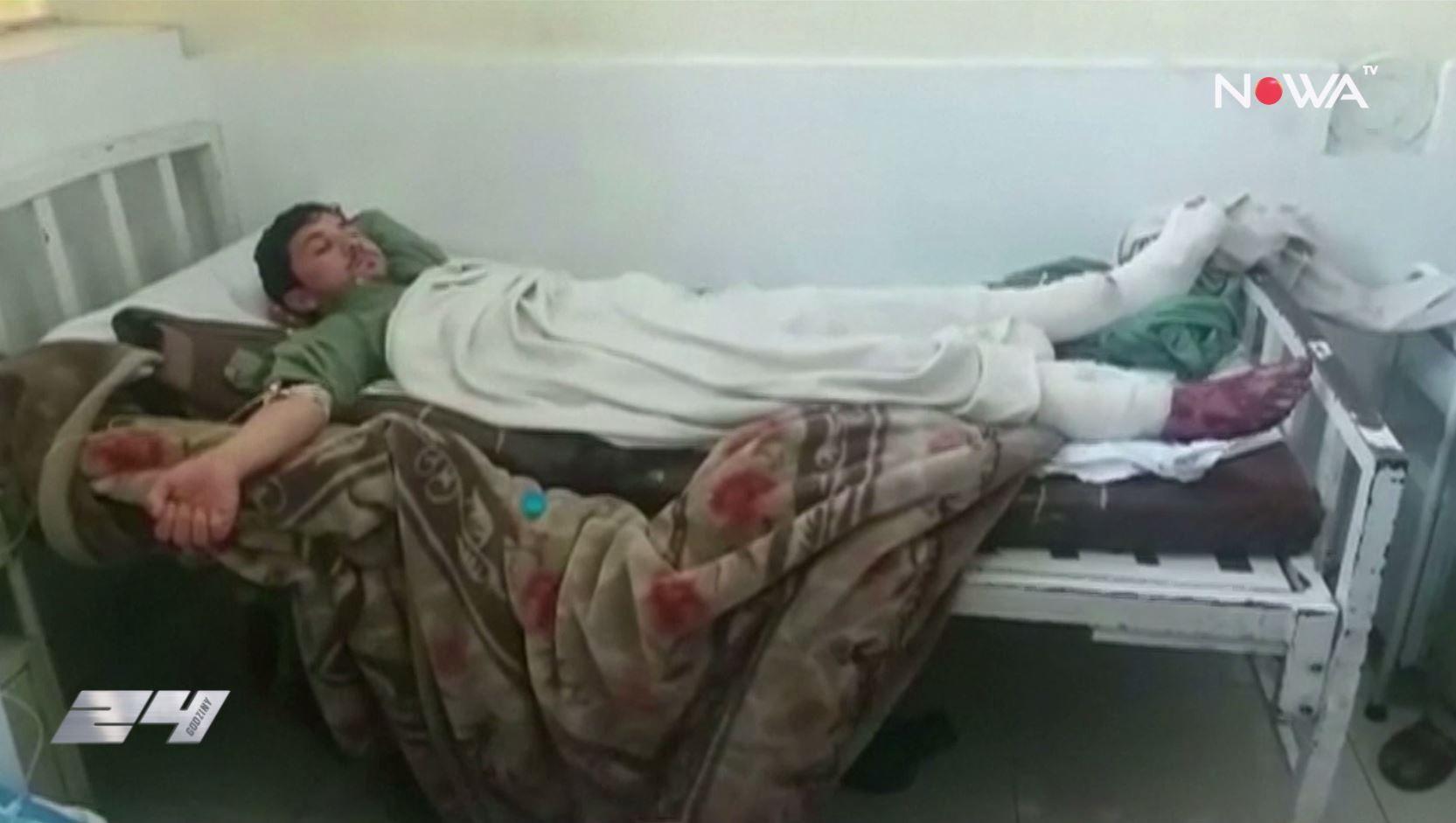 Krwawy zamach w Afganistanie