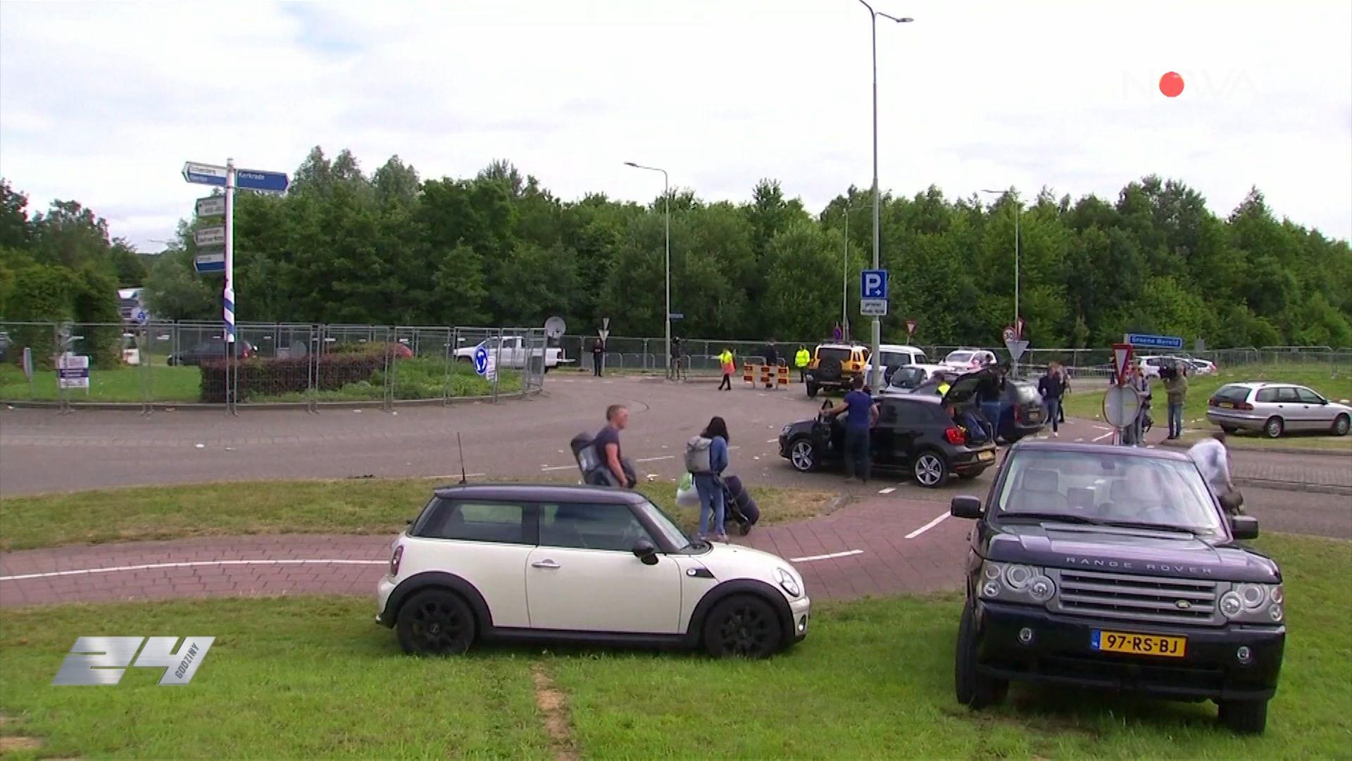 Bus wjechał w ludzi na festiwalu w Holandii