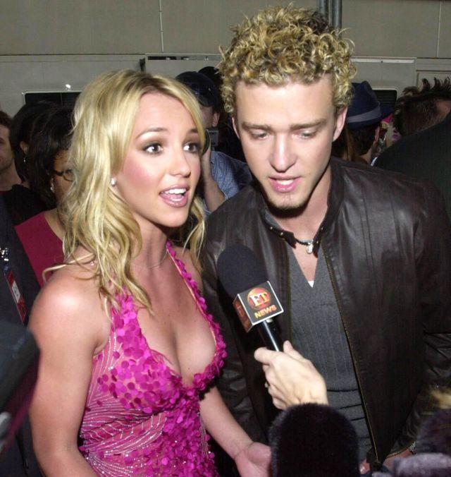Britney Spears i Justin Timeberlake: najpiękniejsza para ...