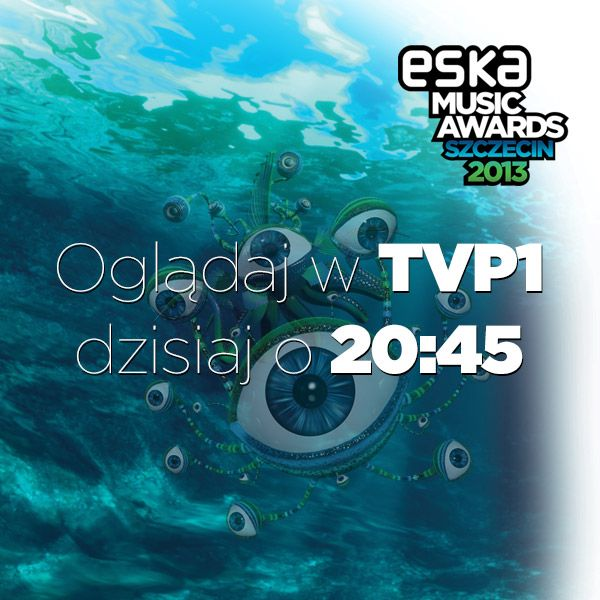 ESKA Music Awards 2013 w TVP1