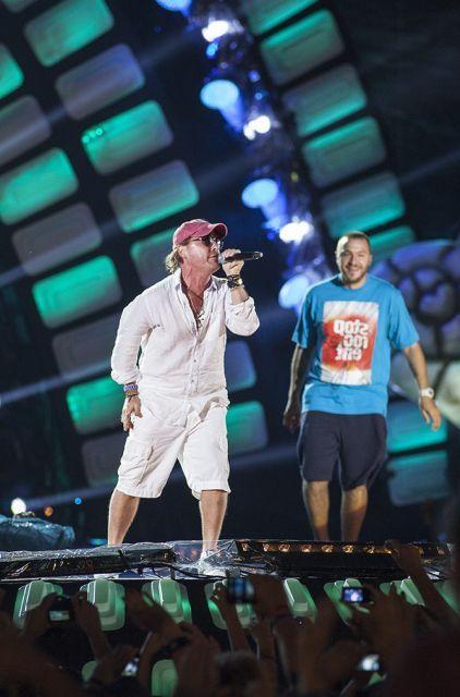 Robert M i Tommy La Verdi na ESKA Music Awards 2013
