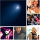 Rihanna, Chris Brown, Miley Cyrus, Justin Bieber, Selena Gomez