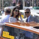 George Clooney: ZDJĘCIA ze ślubu!
