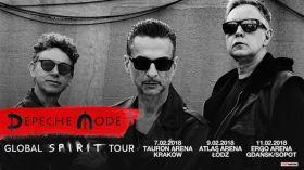 Depeche Mode w Polsce 2018: bilety - gdzie i po ile kupić?