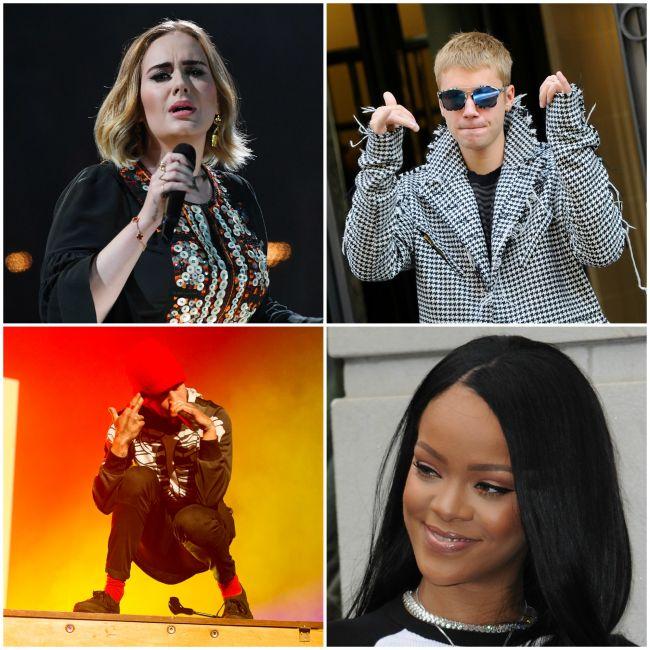 MTV EMA 2016: kto otrzymał nominacje do Europe Music Awards 2016?