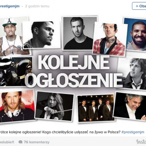 Światowa gwiazda w Polsce! Kto w grudniu wystąpi w Łodzi?