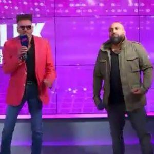 Krzysztof Rutkowski w najgorszym występie w historii show-biznesu