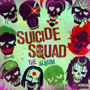 Suicide Squad - soundtrack pełny znanych artystów! Skrillex, Eminem i inni!