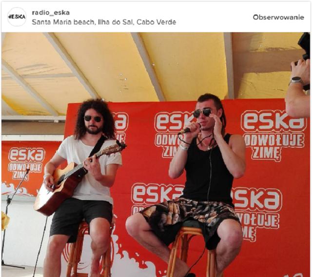Kamil Bednarek - hit Talizman na Wyspach! Takiej wersji nie było [VIDEO]
