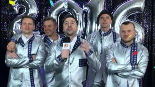 Boys z noworocznymi życzeniami! Sylwester 2016/2017 w Polo tv!