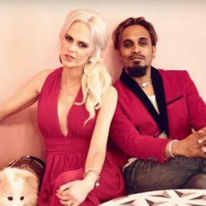 Żony Hollywood: Iwona Burnat i Reggie Benjamin nagrali piosenkę [AUDIO]
