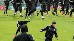 Mecz Legia - Sporting - ONLINE, TV 7.12.2016