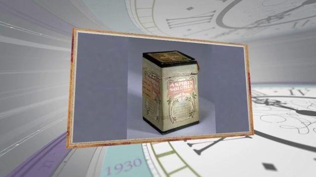 6 marca – kalendarium Wehikuł czasu. Powstanie aspiryny i...