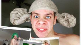 Internet oszalał na punkcie dziwnych zachowań Cristiana Oliverasa!