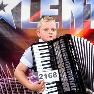Michał Stochel - kim jest 8-letni półfinalista Mam Talent!
