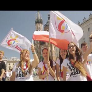 Światowe Dni Młodzieży 2016: hymn Błogosławieni miłosierni - WIDEO + TEKST piosenki na ŚDM 2016