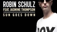 Sun Goes Down - Jasmine Thompson, Robin Schulz