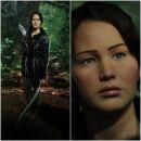 Figura woskowa Katniss Everdeen! Podobna?