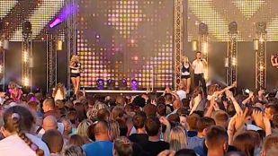 Rajmund w kawałku Tylko tego chcę! Oglądaj online Polo tv Hit Festival 2014!